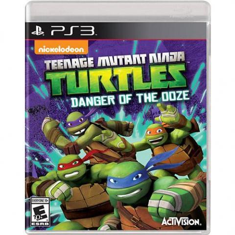 Teenage Mutant Ninja Turtles - Danger of the Doze (PS3)