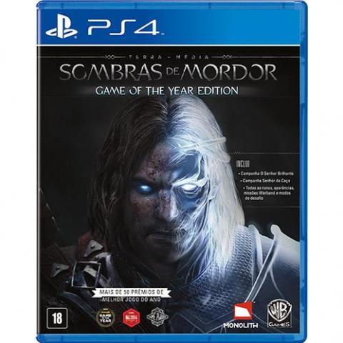 Terra-Média: Sombras de Mordor GOTY