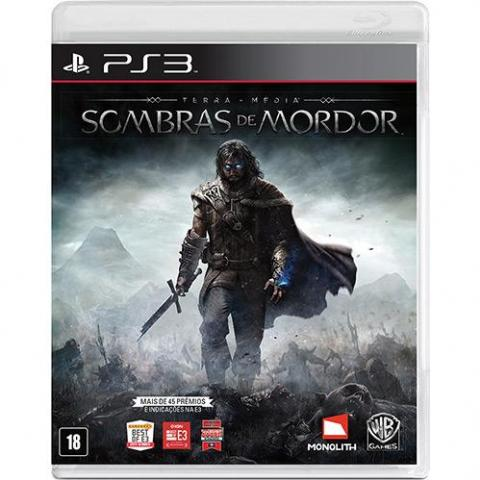 Terra Média: Sombras de Mordor (PS3)