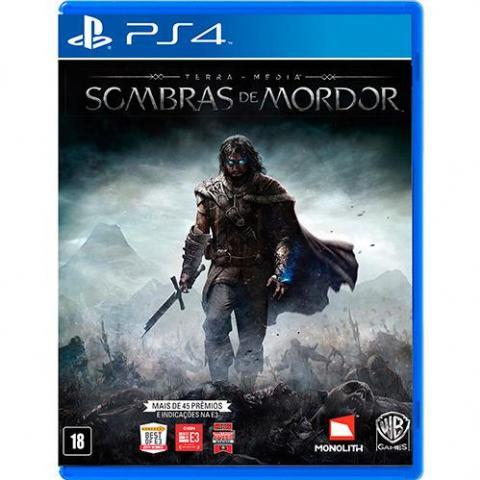 Terra-Média: Sombras de Mordor (PS4)