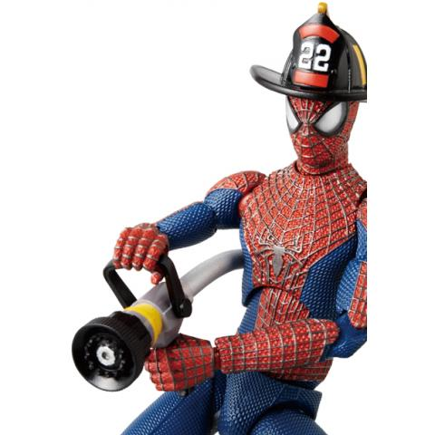 The Amazing Spider-Man 2 Variant Fireman