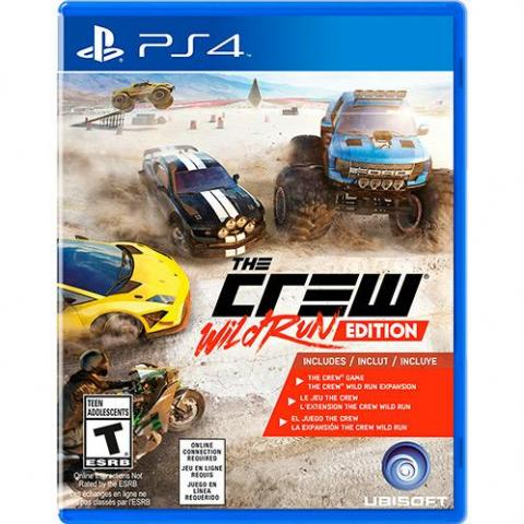 The Crew: Wild Run (PS4)