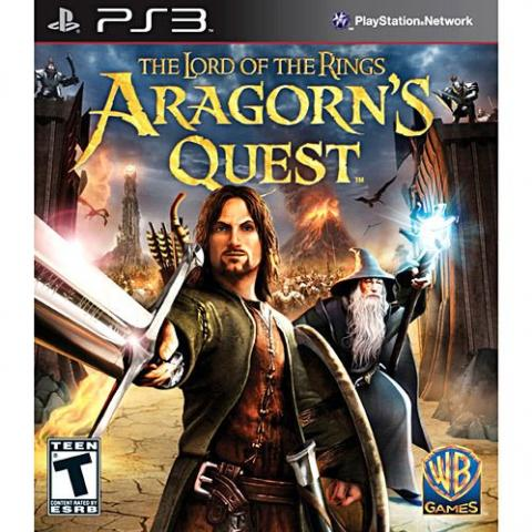 The Lord of Rings: Aragorn's Quest (PS3)