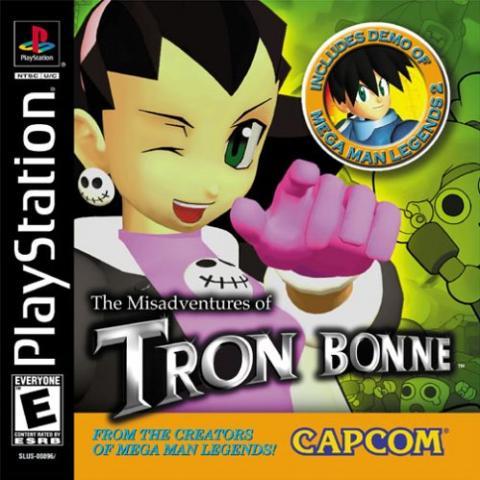 The Misadventures of Tron Bonne (PS1)
