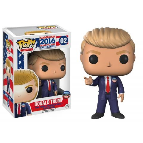 The Vote 02 - Donald Trump