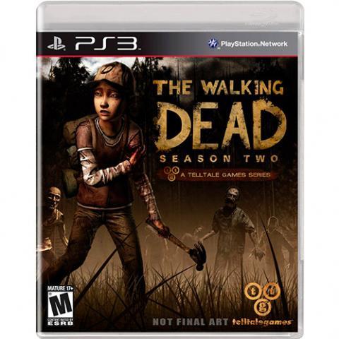 The Walking Dead - Season Two (PS3)