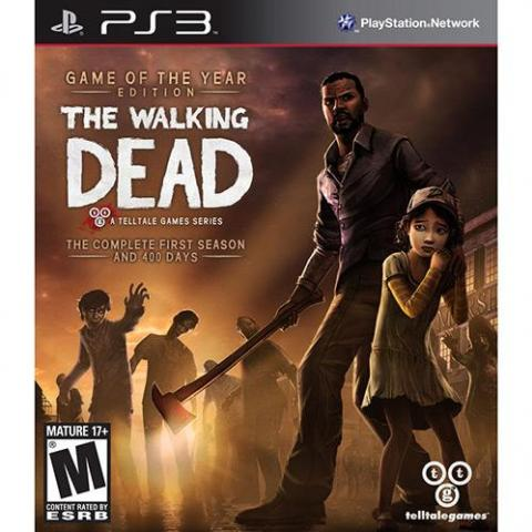 The Walking Dead - The Complete First Season (PS3)