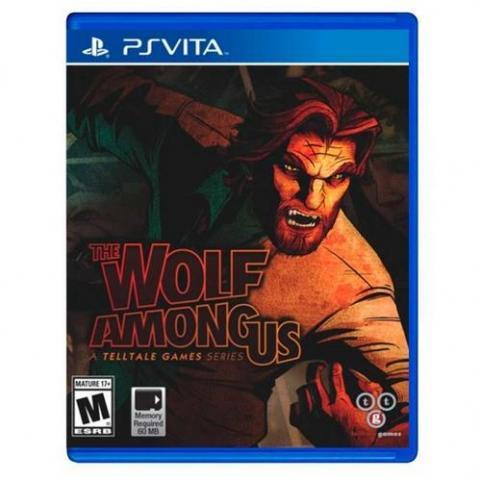 The Wolf Among Us (PSVITA)
