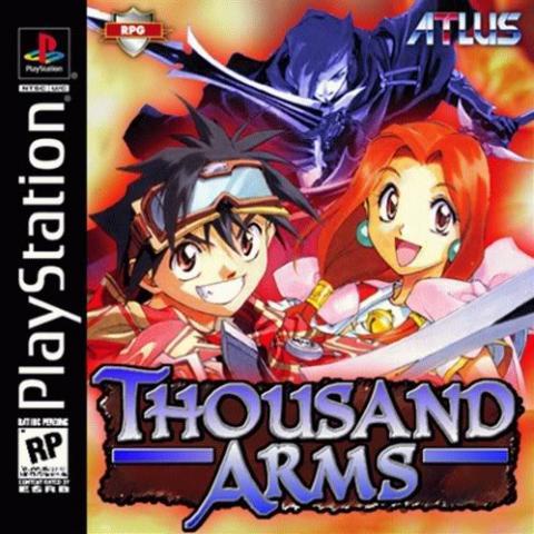 Thousand Arms (PS1)