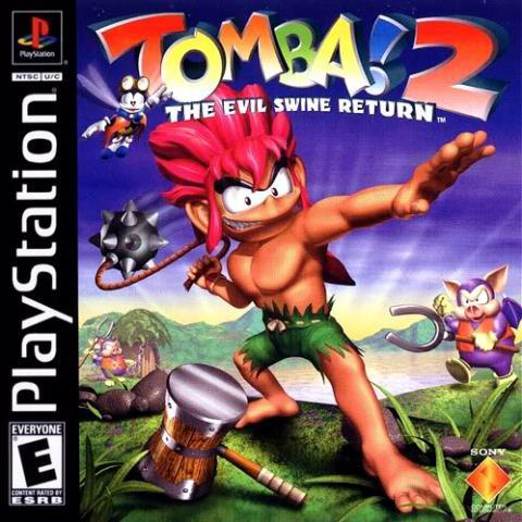 Tomba! 2: The Evil Swine Return (PS1)