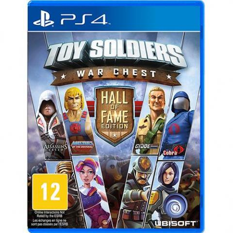 Toy Soldiers: War Chest Hall Of Fame (PS4)