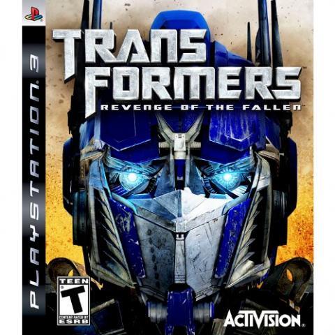 Transformers Revenge of the Fallen (PS3)
