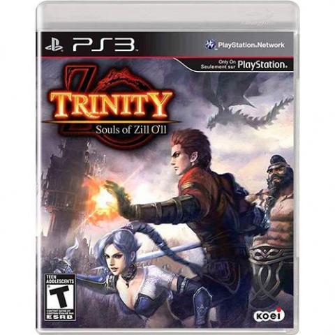 Trinity - Souls of Zill O'll (PS3)