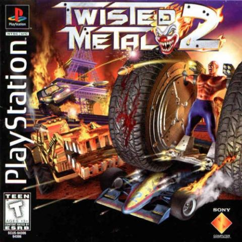 Twisted Metal 2 (PS1)