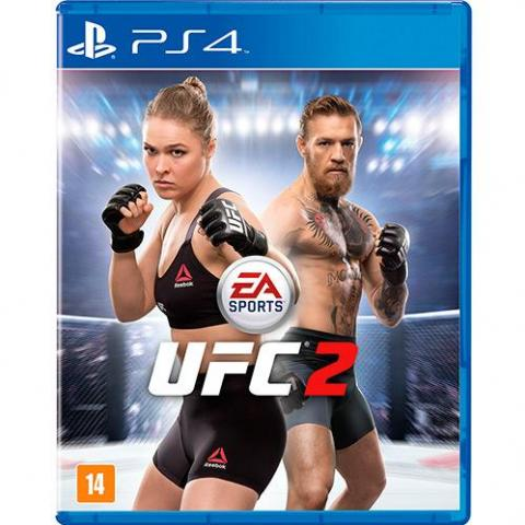 UFC 2 (PS4)