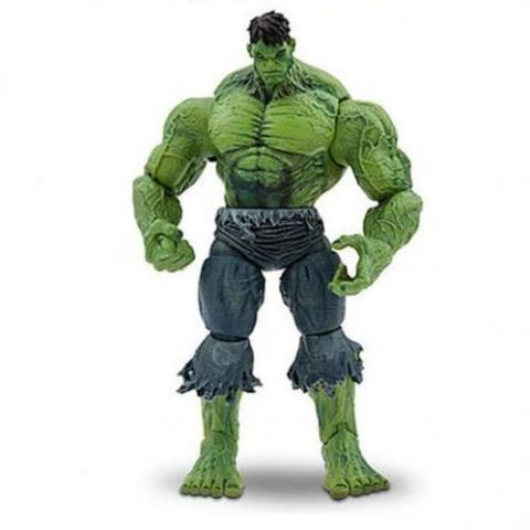 Unleashed Hulk