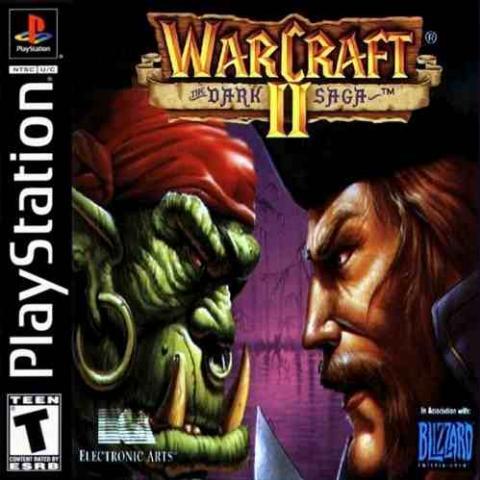 Warcraft II: Dark Saga (PS1)