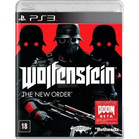 Wolfenstein The New Order (PS3)