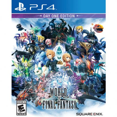 World of Final Fantasy: Day One Edition