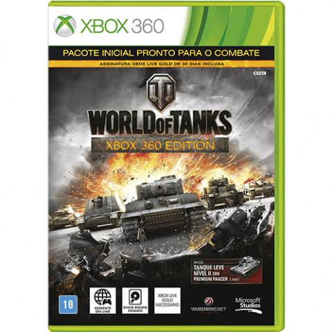 World of Tanks (XBOX360)