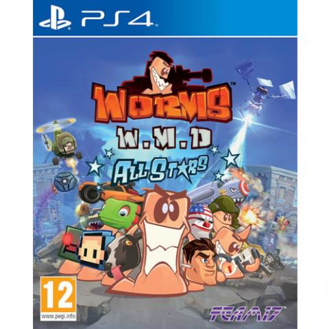 Worms W.M.D. All Stars